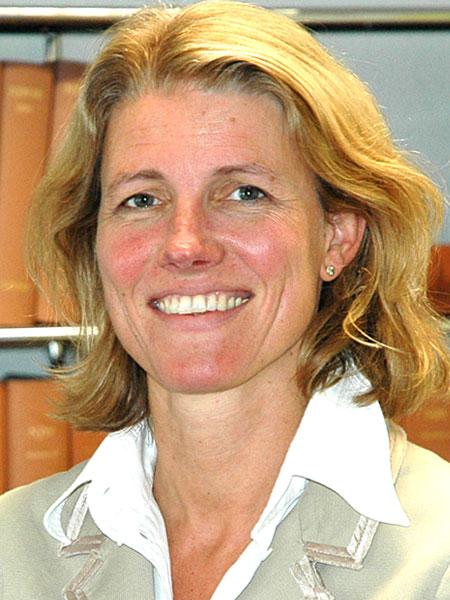 Rechtsanwältin und Mediatorin Annette Jähne